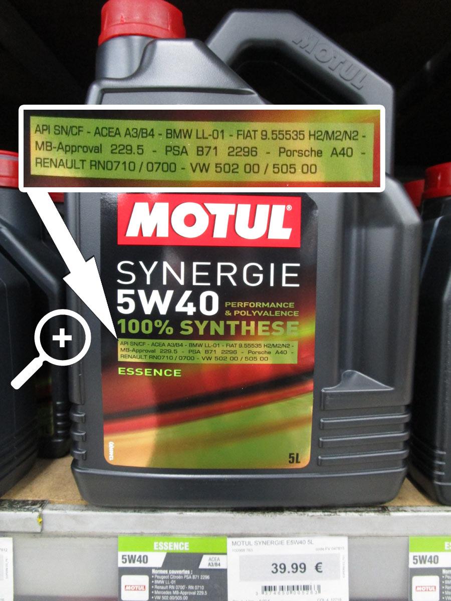 qualite huile motul