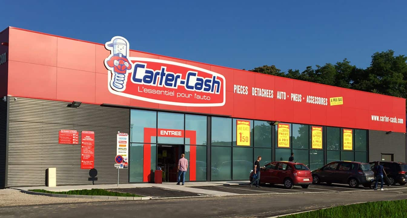 centre auto carter cash